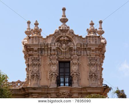 Casa De Balboa Detail