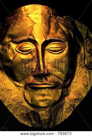 Corinthian Death Mask