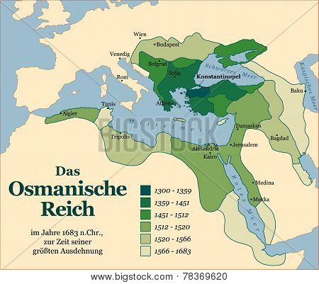 Ottoman Empire Acquisitions German