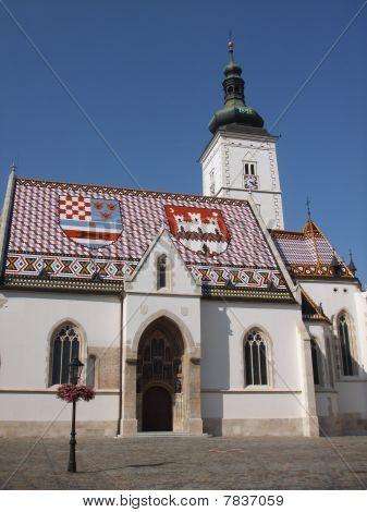 Zagreb, St. Marko