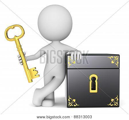 The Key Keeper.