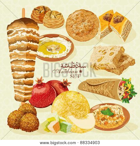 Eastern Halal cuisine.