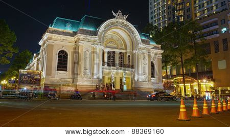 Opera House Of Saigon