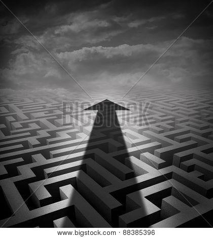Arrow Maze