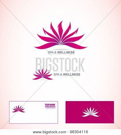 Spa And Wellness Logo