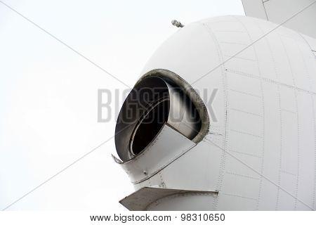 Apu Exhaust