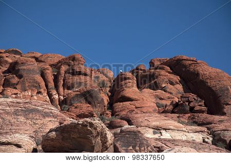 The Red Rocks