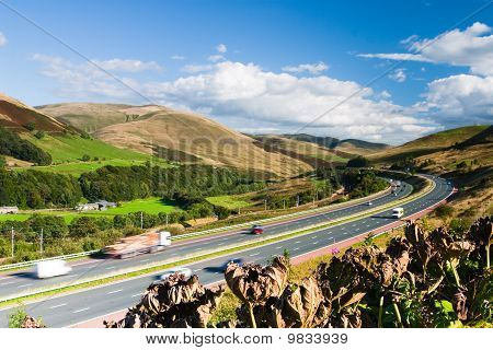 Highway in YDNP