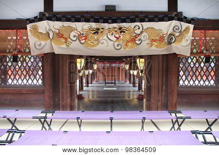 Kyoto - Shimogamo Shrine