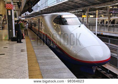 Tokyo Shinkansen