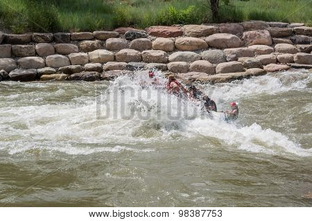 Rafting The Animas River