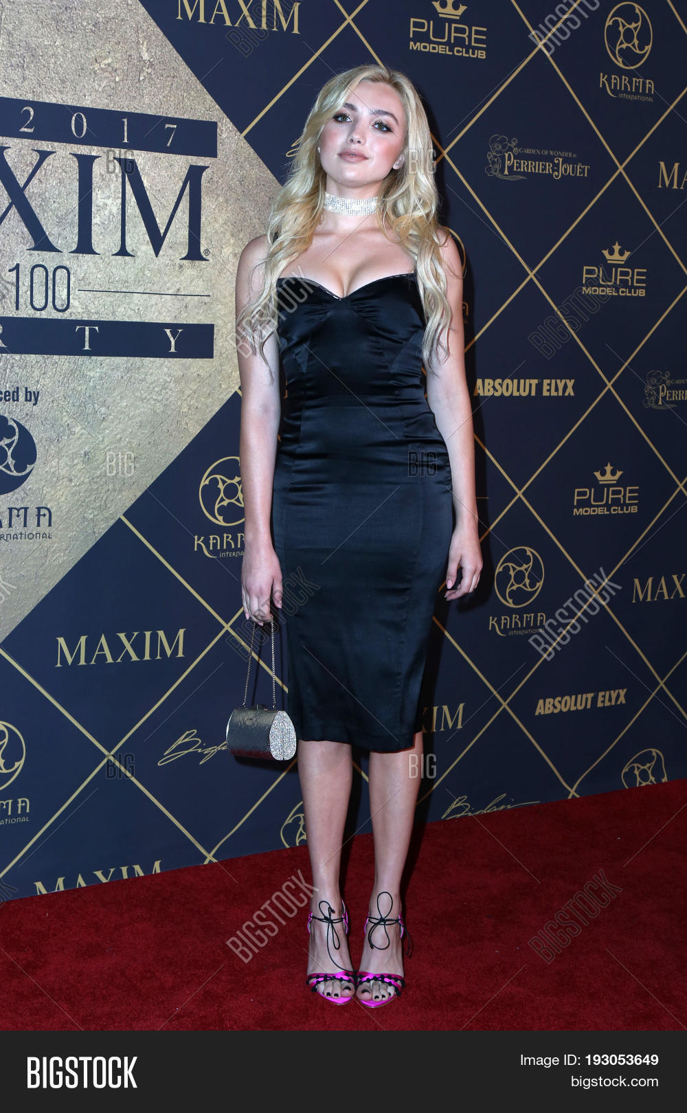 LOS ANGELES - JUN 24: Peyton List at the 2017 Maxim Hot 100 Party at