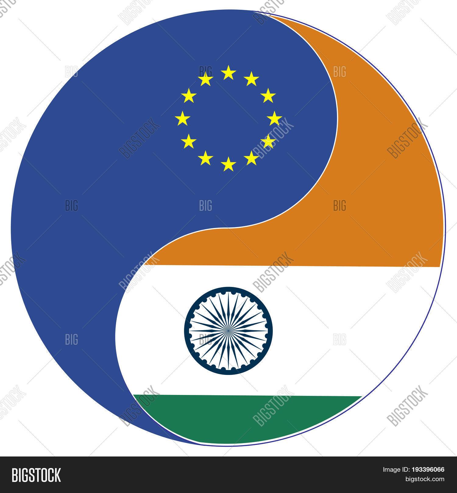 Eu India Trade Image Photo Free Trial Bigstock