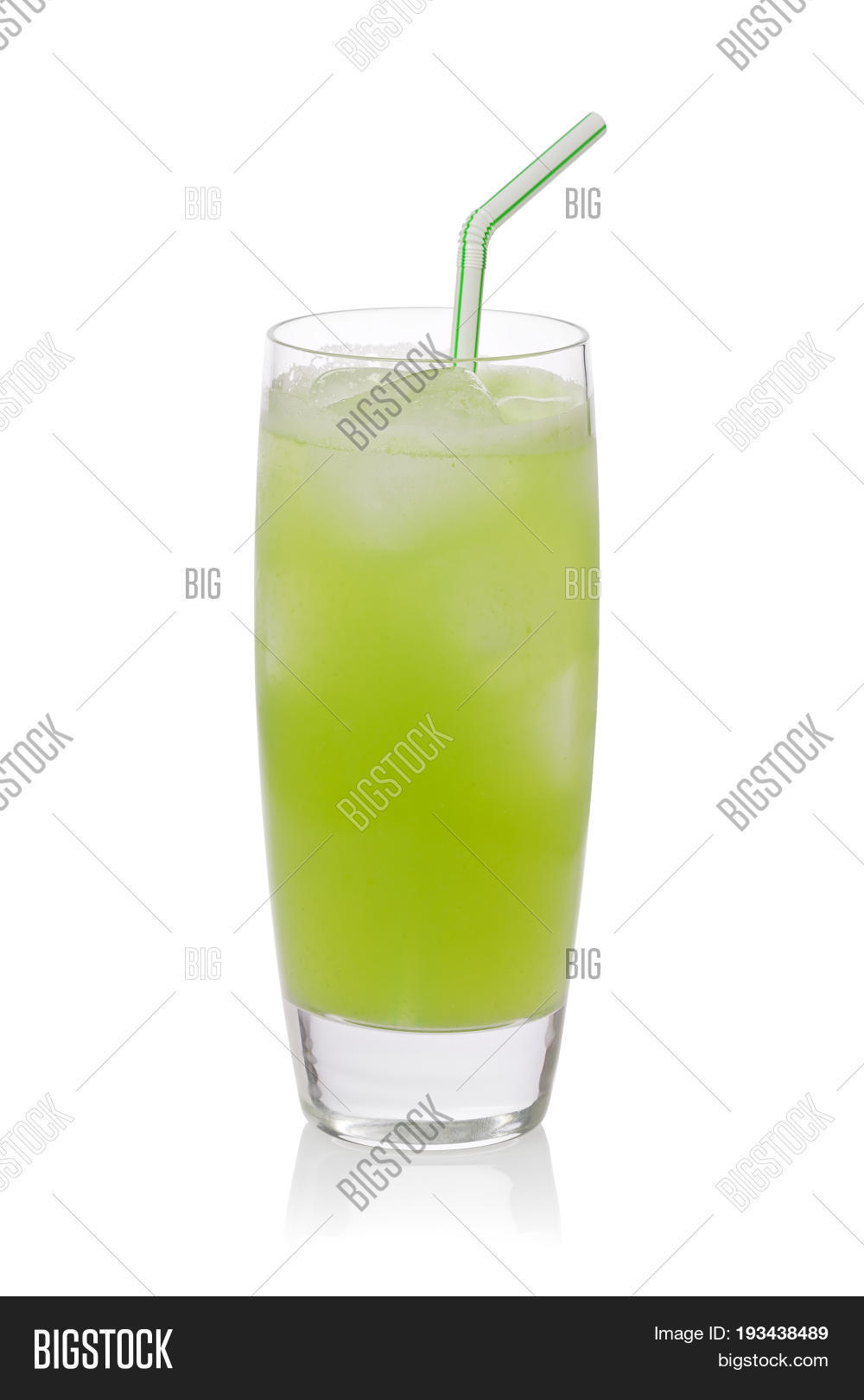 iced cold cactus drink image photo free trial bigstock