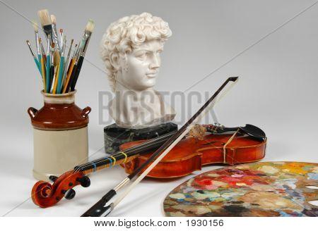 The Arts Still Life
