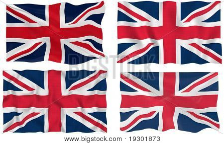 Great Image of the Flag of the united Kingdom