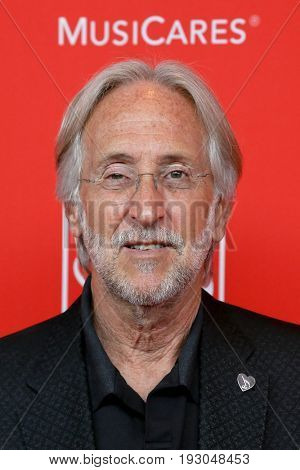 NEW YORK-JUN 26: Neil Portnow attends the 13th Annual MusiCares MAP Fund Benefit Concert at PlayStation Theater on June 26, 2017 in New York City.