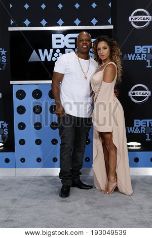 LOS ANGELES - JUN 25:  Too Short, Guest at the BET Awards 2017 at the Microsoft Theater on June 25, 2017 in Los Angeles, CA