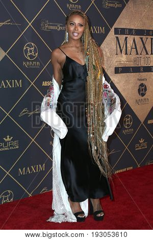 LOS ANGELES - JUN 24:  Eva Marcelle at the 2017 Maxim Hot 100 Party at the Hollywood Palladium on June 24, 2017 in Los Angeles, CA