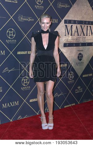 LOS ANGELES - JUN 24:  Nicky Whelan at the 2017 Maxim Hot 100 Party at the Hollywood Palladium on June 24, 2017 in Los Angeles, CA