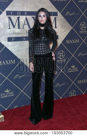 LOS ANGELES - JUN 24:  Brittany Furlan at the 2017 Maxim Hot 100 Party at the Hollywood Palladium on June 24, 2017 in Los Angeles, CA