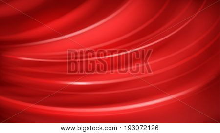 Abstract Background Of Curved Lines