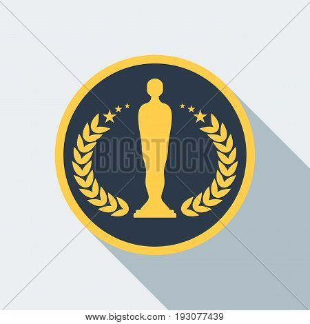 Cinema Statuette Award Icon