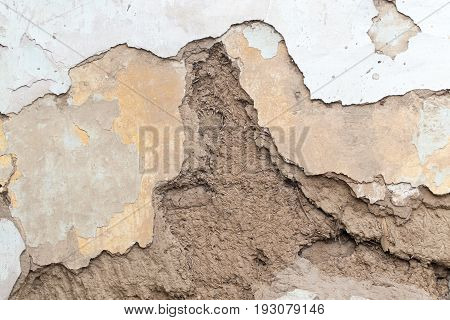 background of old shabby wall . A photo