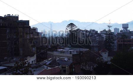 Santiago city, Chile - South America