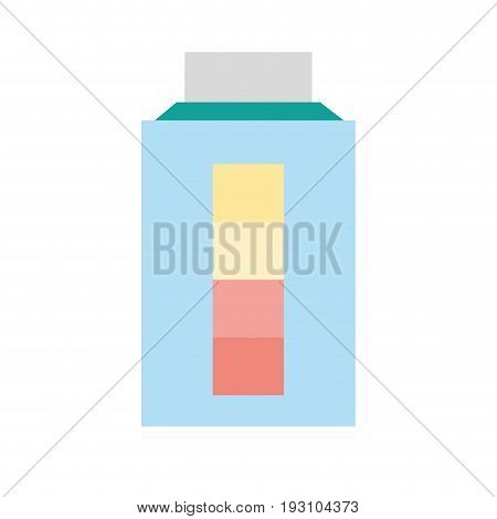 baterry power energy with recharge capacity vector illustration