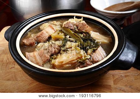 tom jub chai ,mixed vegetable stew,thai-chinese vegetable stew nutritionally delicious menu