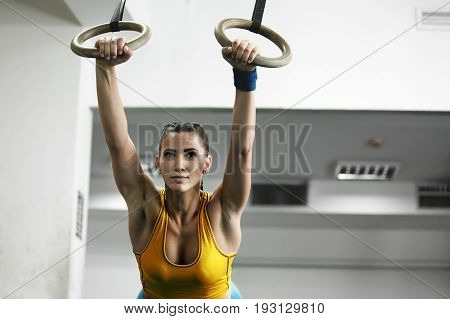 Training With Gymnastic Rings