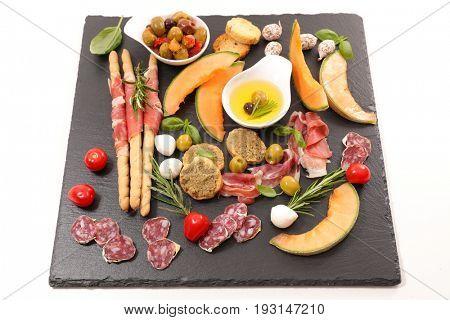 antipasto,appetizers