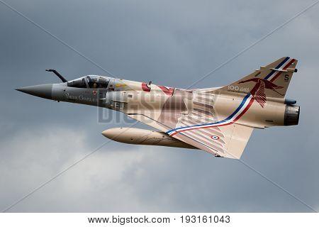 Dassault Mirage 2000 Fighter Plane