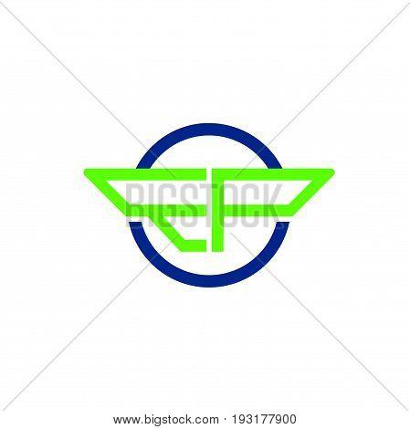 ep logo design, stock logo design, logo template