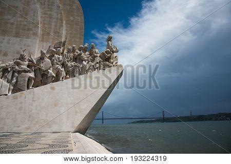 Padrão Dos Descobrimentos - The Monument To The Discoveries