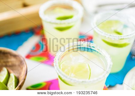 Key Lime Margarita