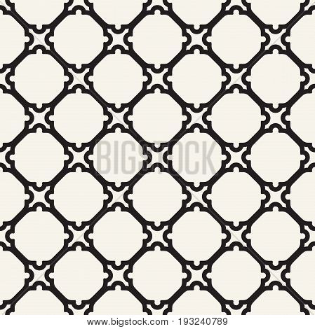 Seamless classic black and white pattern. Traditional orient ornament. Classic vintage background