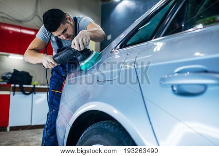 Taking Care Of Car