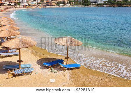 Agia Pelagia, Crete