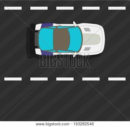 Vector Super Sports Car