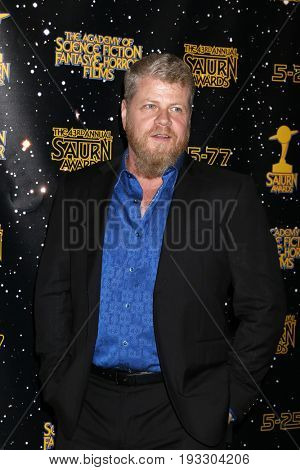 LOS ANGELES - JUN 28:  Michael Cudlitz at the 43rd Annual Saturn Awards - Press Room at the The Castawa on June 28, 2017 in Burbank, CA