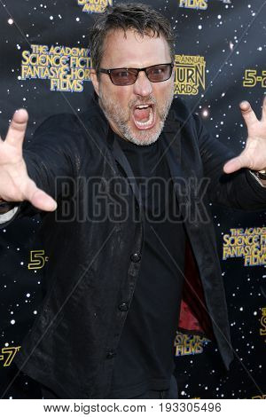 LOS ANGELES - JUN 28:  Steve Bloom at the 43rd Annual Saturn Awards - Arrivals at the The Castawa on June 28, 2017 in Burbank, CA