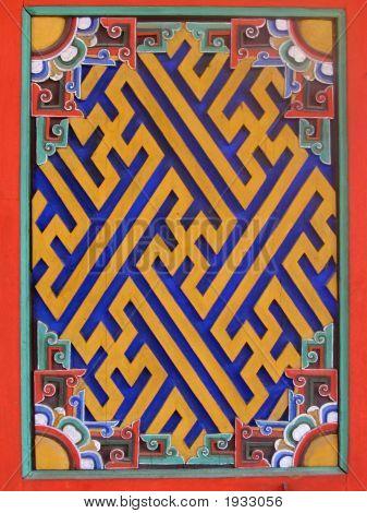 Buddhistic Ornamentation