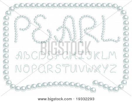 Pearl alphabet