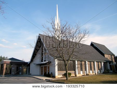 The Presbyterian Church in Thornhill, Ontario, Canada