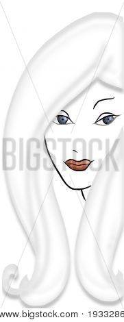 Beautiful Attractive Woman