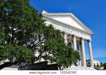 United States Customs House in Charleston, SC