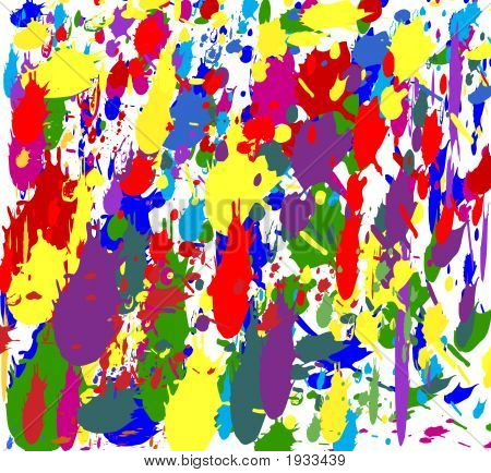 Splatters O9F Paint