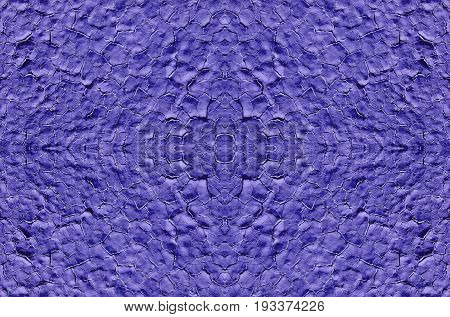 Texture of old paint on metal dark purple color background big size abstraction